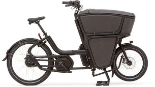 Urban Arrow Shorty - Lasten e-Bike 2019