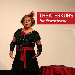 Erwachsene Schauspiel Kurs, Theaterkurs