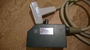 7,5 MHz Ultraschall Linearschallkopf  Model: LSU 227052 für Medizin und Praxis