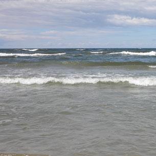 Viel Wasser dank Neptun im Sommer 2017