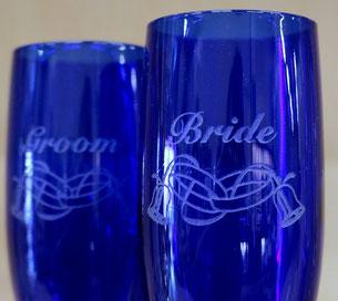 Brauch, Hochzeit, Etwas Blaues