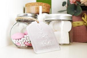 Give Aways bei der Hochzeit, Ideen für die Hochzeitsfeier