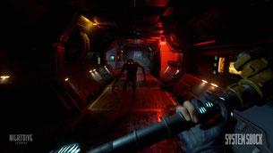 Das System Shock Remake baut auf der Unreal Engine 4 auf. Bilderquelle: Nightdive Studios