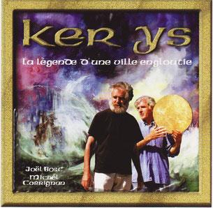 Pochette du disque Ker Ys