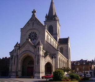 Eglise Saint-Martin de Chauny