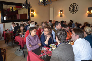 Déjeuner au Bouchon de Sassay