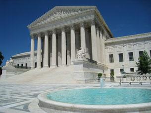 アメリカの最高裁判所