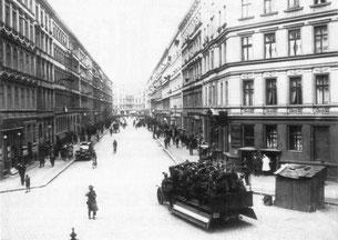 Blutmai 1929 - Kösliner Straße