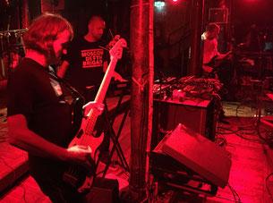 KiEw, Primal Uproar II Festival auf der Stubnitz in Hamburg 2017 / Foto: kdt