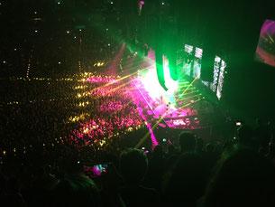 The Cure in Hamburg, 17. Oktober 2016