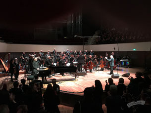 """""""Resonance""""-Konzert von VNV Nation in Leipzig, 20. Dezember 2017 / Foto: Dunkelklaus"""