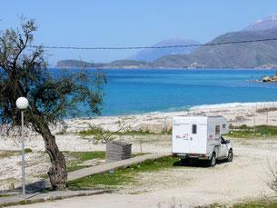 Albanische Riviera (Riviera shqiptare)
