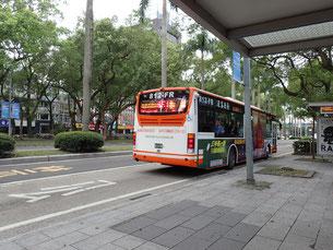 台湾旅行記 台北旅行記 菜ちゃんのページ 台北バス 悠遊カード
