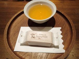 台湾旅行記 台北旅行記 微熱山岳 サニーヒルズ 菜ちゃんのページ パイナップルケーキ