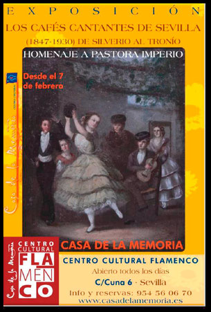 Casa de la Memoria - Best Traditional Flamenco in Seville