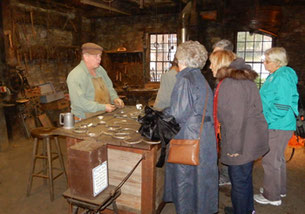 Blacksmith Lessons were Intriguing and Informative