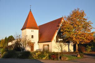Dreifaltigkeitskirche Mörsbach