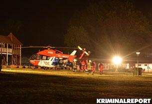 20-Jähriger Betreuer einer Behindertengruppe stürzt vom Dach und verstirbt wenig später im Krankenhaus.