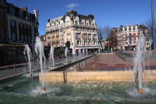plce gare Arras