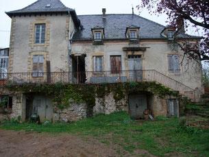 Maison restaurée en location dans la vallée de la Dordogne