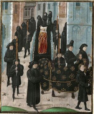 Mittelalter Freidhof Friedhöfe mittelalterlich mittelalterliche geschichte skelett tod tot skelette grab gräber schwarz beerdigung bestattung