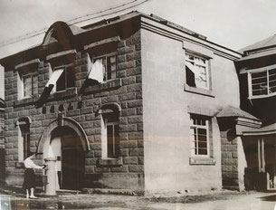 札幌市南区石山 ぽすとかん(旧石山郵便局)