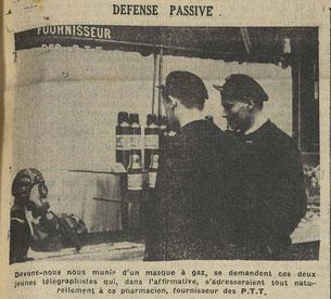 Journal Express de l'Est du 16 août 1935