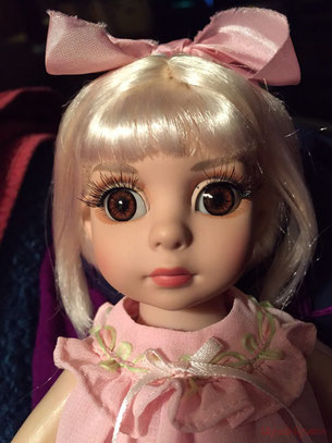 Tonner Effanbee Patsy, big eye doll