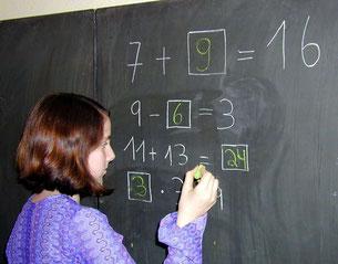 Bild: Rechnen, Mathematik