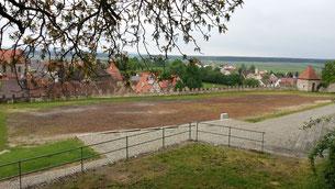 Burg Abenberg, Turnieranger