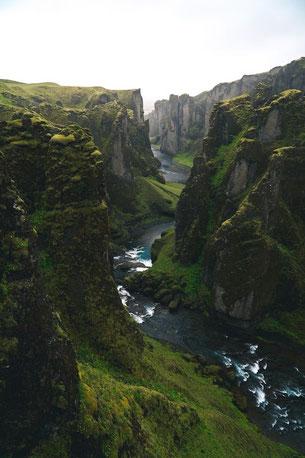 Маршрут по Исландии 10 дней - долина Thorsmork