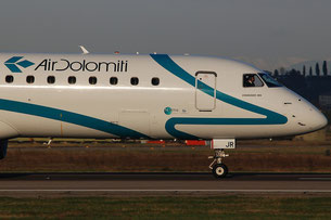 I-ADJR ERJ195LR Air Dolomiti - © Maurizio Cristofoli - Piti Spotter Club Verona