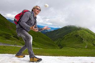 Po Forarlbergo Alpes pėsčiomis - Stalnionytė