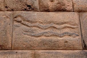 Inkų statiniai Kusko mieste Peru - Stalnionytė