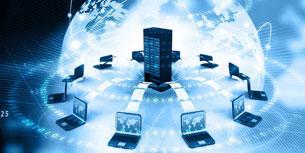 cursos de internet y redes locales