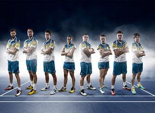 Das aktuelle Team des TVR / Bild: TV Refrath