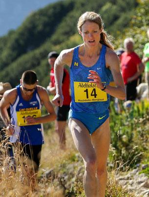 Dominanz pur: sechsfache Weltmeisterin Andrea Mayr mit siebten Sieg am Hochfelln