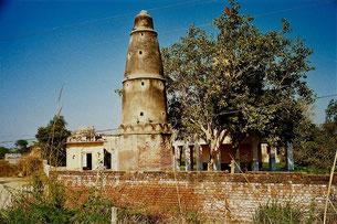antiker Hindu-Tempel