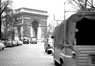 Arc de Triomphe de Etoile