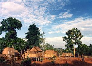 Village Jaraï