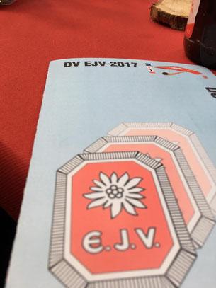 Delegiertenversammlung EJV 2017 in Reinach (BL)