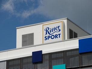 Ritter Sport wird nicht gegen Stiftung Warentest klagen. Foto: M. Murat/Archiv