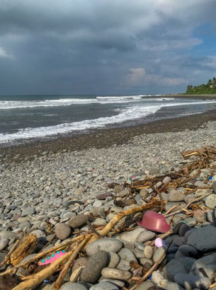 La Libertad, El Salvador plastic pollution
