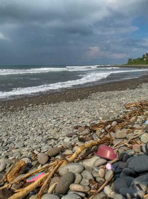 La Libertad, El Salvador plastic pollution