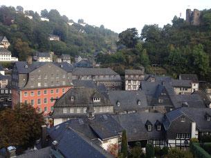 Monschau Ferienwohnung Einstein Stolberg-Vicht, Eifel, Region Aachen, Nationalpark Eifel, Wanderungen, Urlaub für Familien (auch mit Hund), Monschau