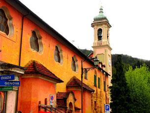 drei mächtige Barockkirchen für 3.750 Einwohner