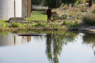 Jardin des traces. (Photo JC Kanny – Moselle)