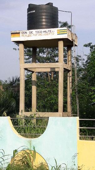 Wasserturm Krankenstation Goudeve