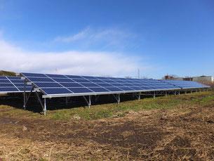 千葉加曽利太陽光発電所