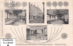 Edison-Theater Bild unten
